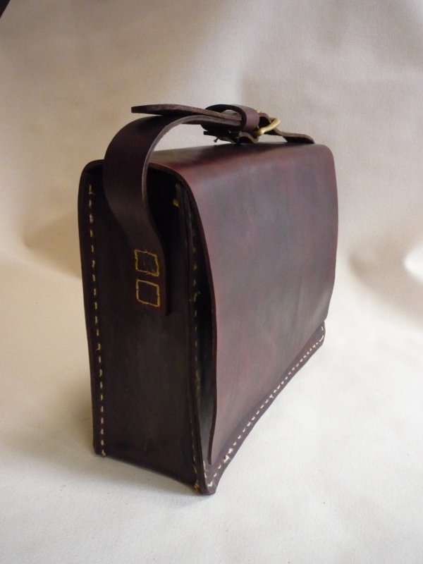 Leather Mail Bag
